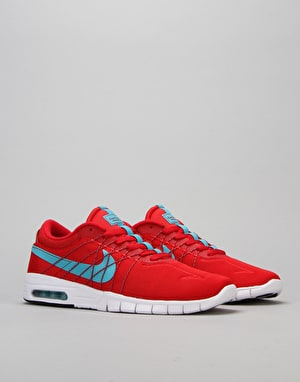 Nike SB Koston Max Shoes - University Red/Omg Blue-White