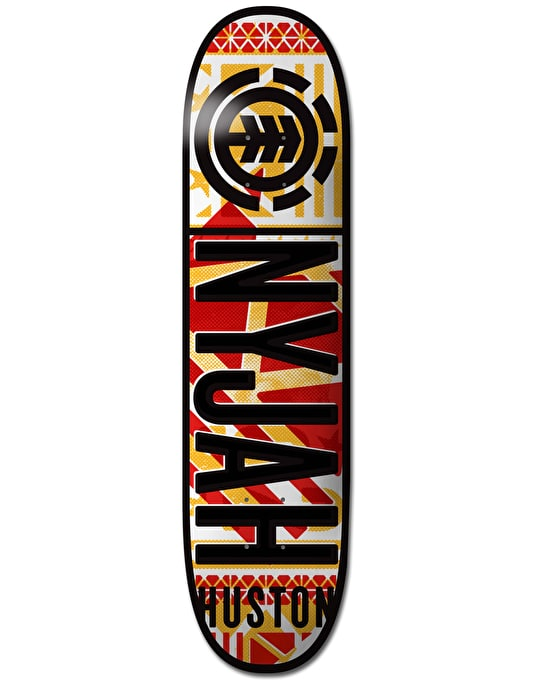 Element Nyjah Knockout Featherlight Pro Deck - 8.25""