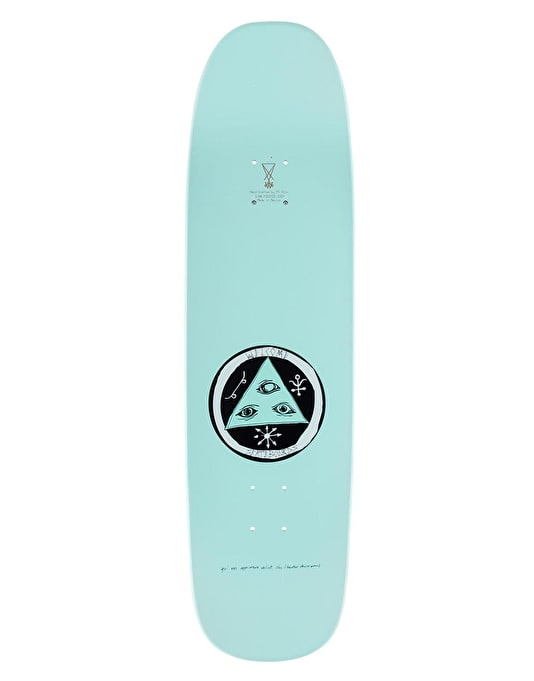Welcome Lay Light-Headed on Stoneciper Pro Deck - 8.6""