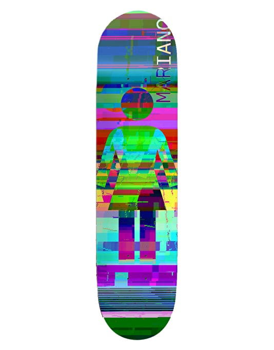 Girl Mariano Glitch Mode Pro Deck - 8.125""
