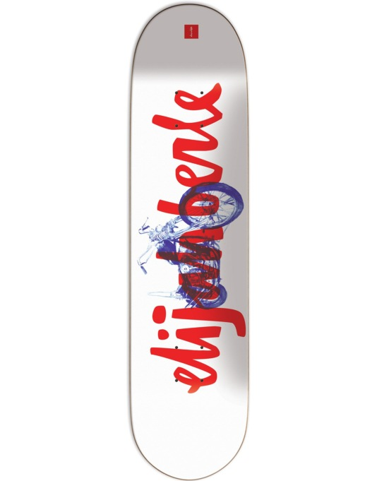 Chocolate Berle Transportation Pro Deck - 8.125""