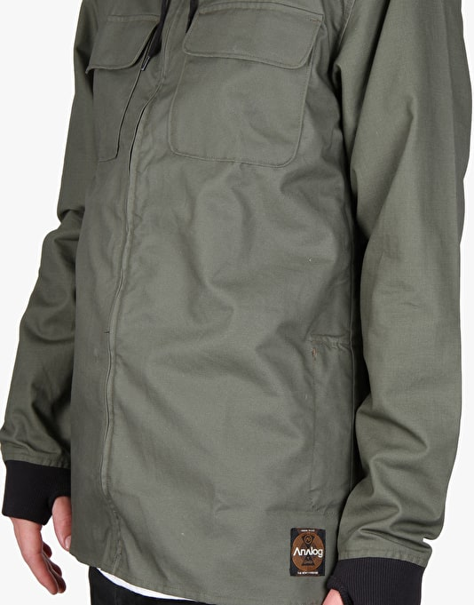 Analog Integrate 2016 Snowboard Jacket - Keef