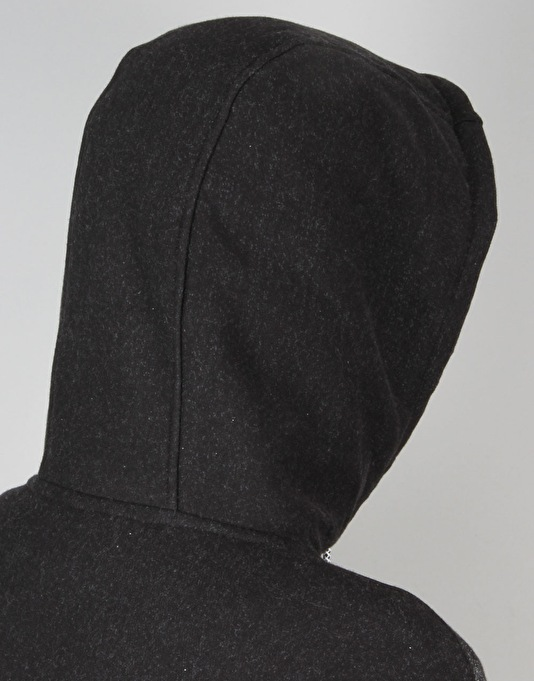 Volcom Static Stone Pullover Hoodie - Black