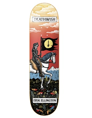 Deathwish Ellington Tarot Card Pro Deck - 7.875