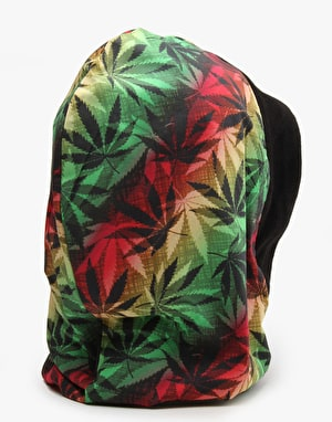 Brethren Apparel The Cuzzy Jay Thug Rug - Rasta