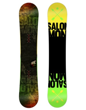 Salomon Pulse 2016 Snowboard - 152