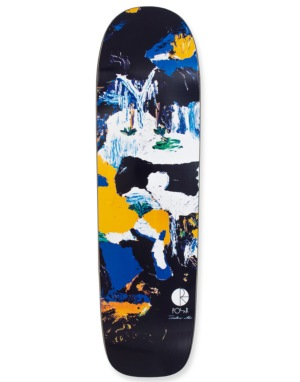 Polar Alv Two Cows Pro Deck - P1 Shape 8.75