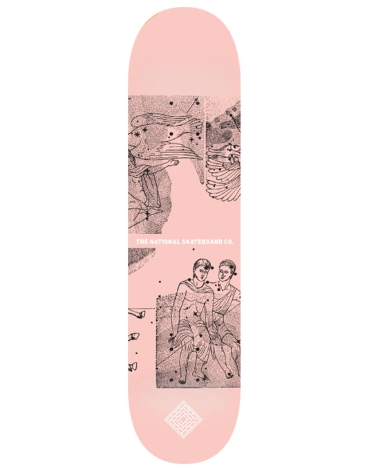 The National Skateboard Co. Universe Team Deck - 8""