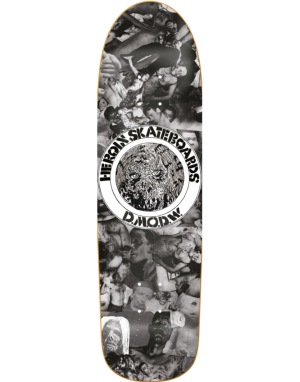 Heroin Deer Man of Dark Woods Collage Pro Deck - 9.5