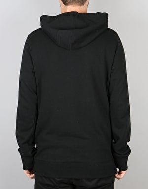 Obey North Point Pullover Hoodie - Black