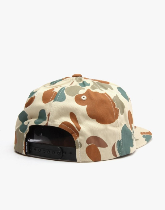 10Deep Ex'ed Out Snapback Cap - Desert Pacific