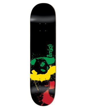 Enjoi Panda Splatter Team Deck - 8