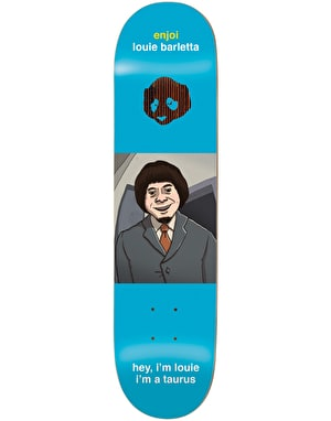 Enjoi Barletta Flashback Impact Plus Pro Deck - 8