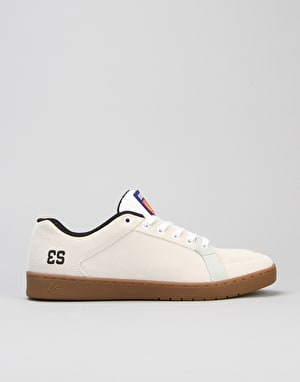 éS Sal Skate Shoes - White Gum