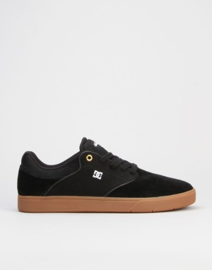 DC Mikey Taylor Skate Shoes - Black/Gum