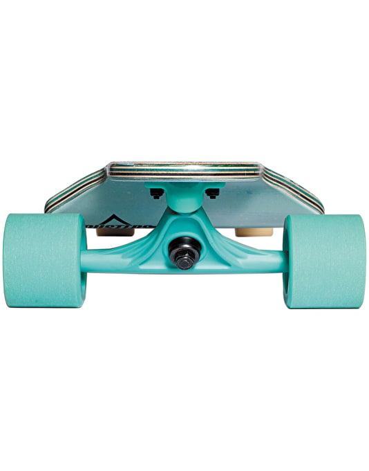 "Dusters Seek Drop Down Longboard - 41.25"" x 9.75"""
