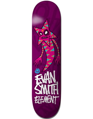 Element x Fos Evan Sprites Featherlight Pro Deck - 8.25