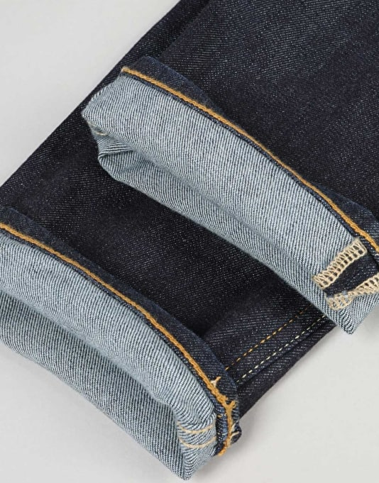 DC Worker Slim Pants - Indigo Rinse