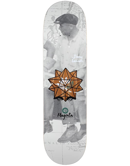 Magenta Lannon Mind Connect Pro Deck - 8.125""