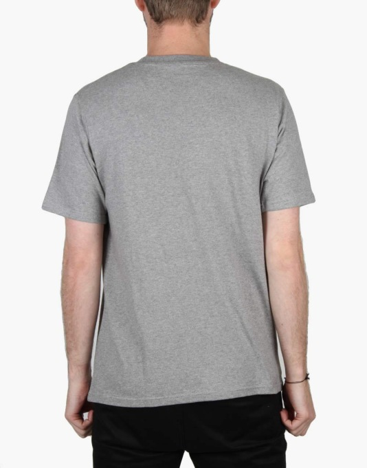 Dickies Horseshoe T-Shirt - Grey Melange