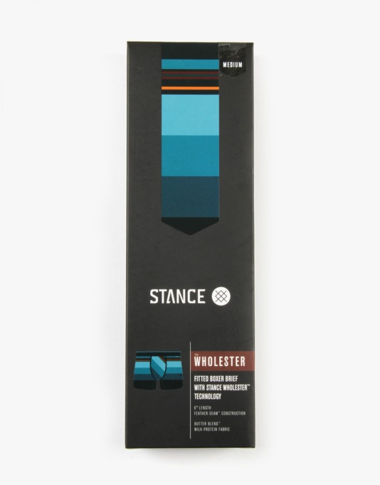 Stance Wholester Boxer Shorts - Chamber