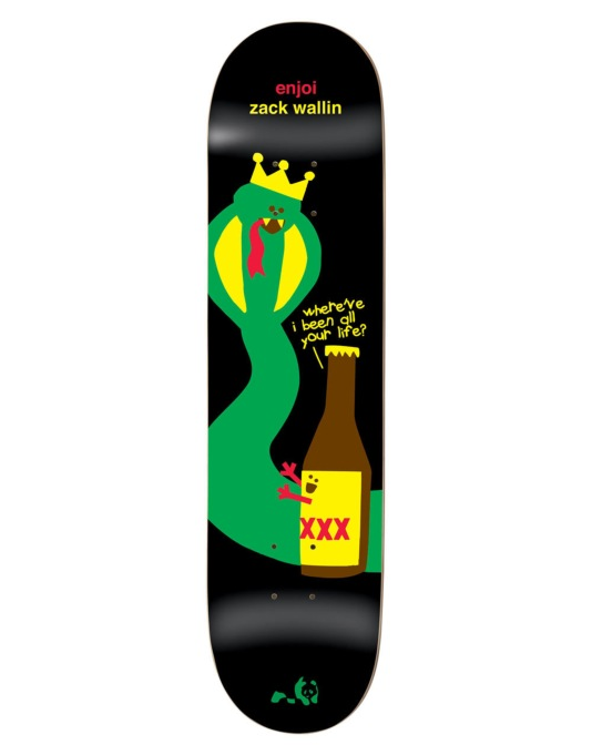 Enjoi Wallin King Cobra Impact Light Pro Deck - 8.25""