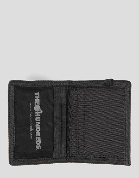 The Hundreds Murky Bi-Fold Wallet - Duck Camo