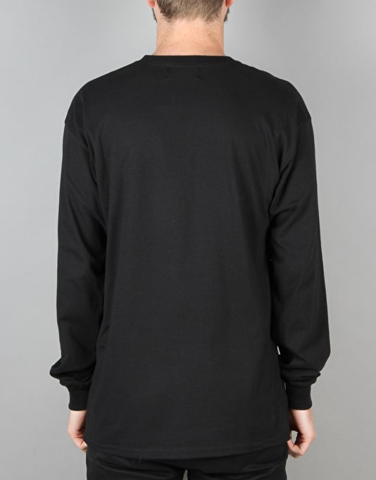 Route One Timeless LS T-Shirt - Black