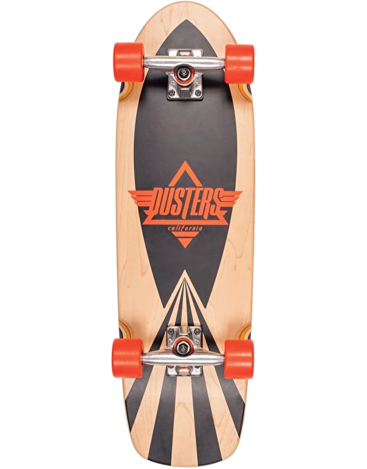 "Dusters x Kryptonics Cazh Limited Edition Cruiser - 8.75"" x 29.5"""