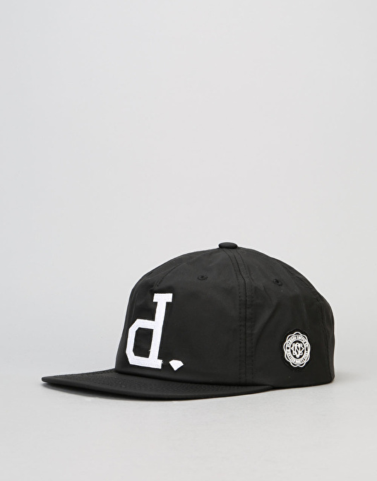 Diamond Supply Co. Un Polo Snapback Cap - Black
