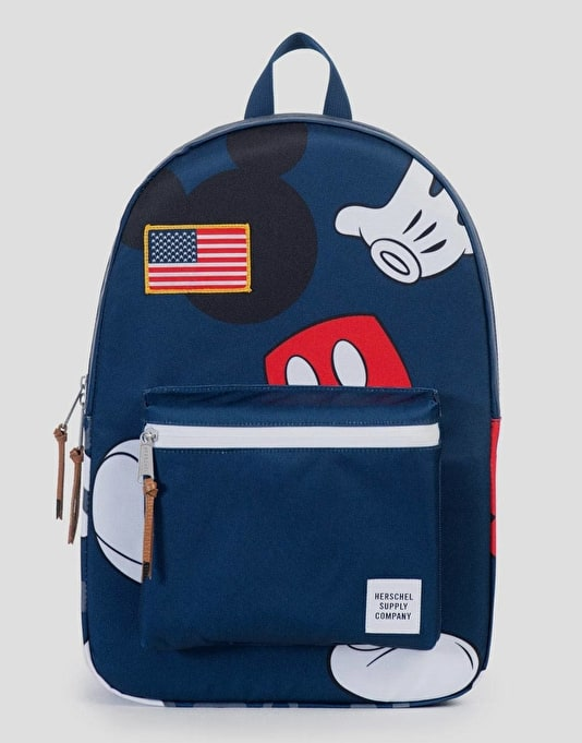 Herschel Supply Co. x Disney Settlement Backpack - Mickey Mouse Navy