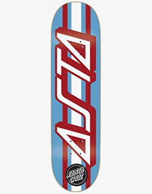 Santa Cruz Asta Strip Pro Deck - 8.26