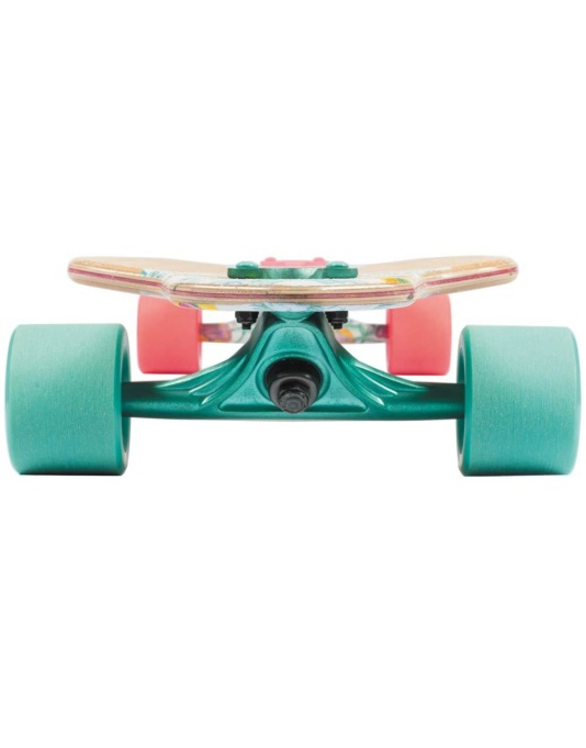 "Dusters Channel Drop Through  Longboard - 38"" x 9.375"""