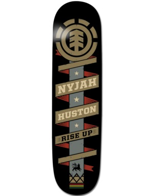 Element Nyjah Banner Featherlight Pro Deck - 7.75