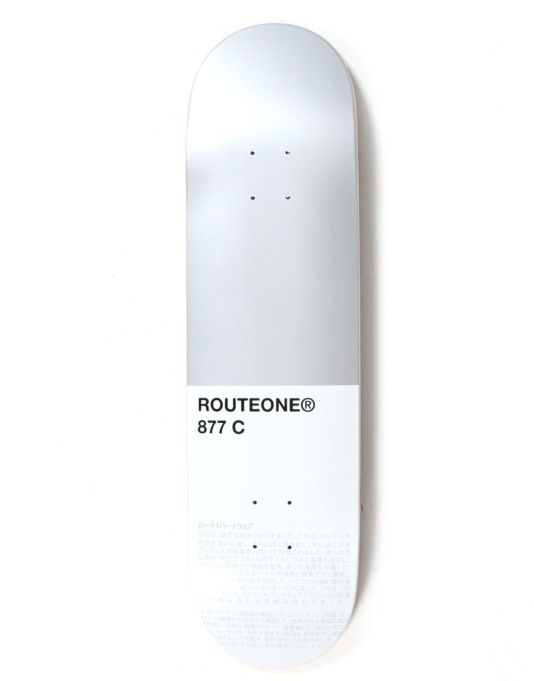 Route One Onetone Team Deck - 8.25""