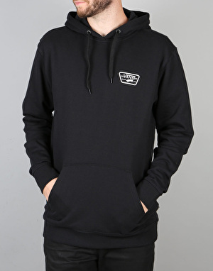 Vans Full Patched Hoodie - Black