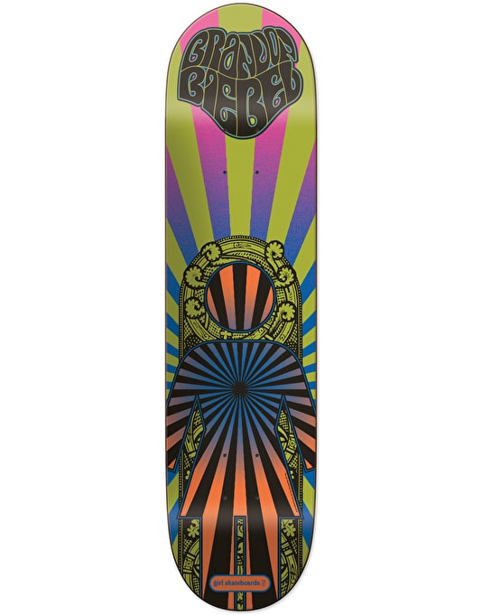Girl Biebel Fillmore Pro Deck - 8""