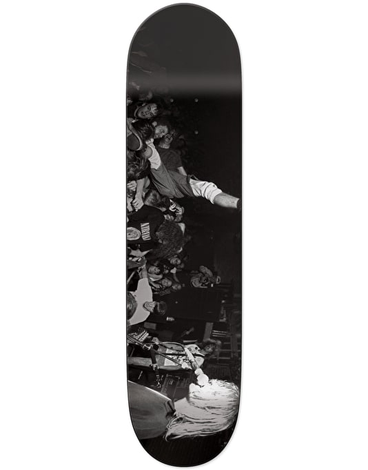 Girl Nirvana Shot by Spike Jonze Team Deck - 8.5""