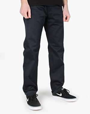Carhartt Skill Pants - Duke Blue Rinsed