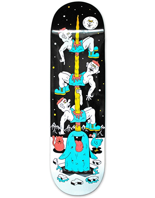 Blast Platts Ice Age Skateboard Deck - 8.5""
