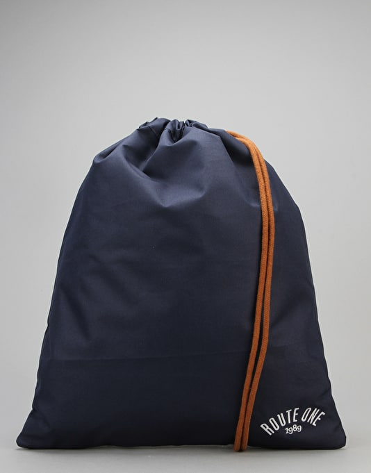 Route One Kit Bag - Navy