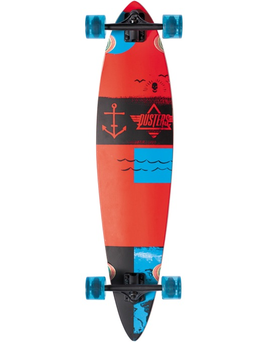 "Dusters Float Longboard - 39"" x 8.75"""