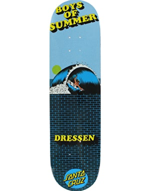 Santa Cruz Dressen Boys of Summer Pro Deck - 8