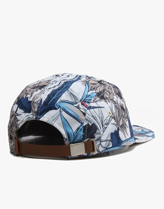 Element Orchid 5 Panel Cap - Vanilla