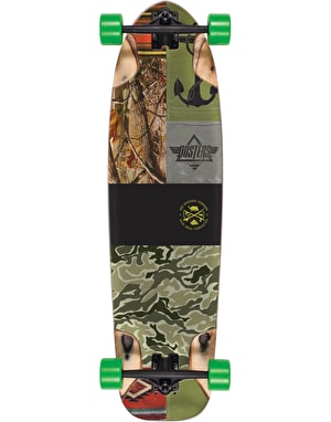 Dusters x Kryptonics Shooter Longboard - 36