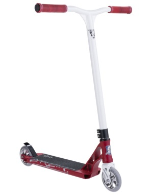Grit Tremor 2016 Scooter - Satin Red/White