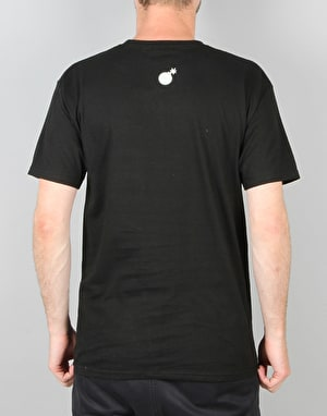 The Hundreds Over T-Shirt - Black