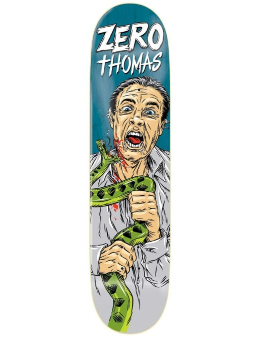 Zero Thomas Animal Attack Impact Light Pro Deck - 8.25""