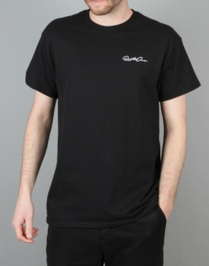 Route One Plank T-Shirt - Black