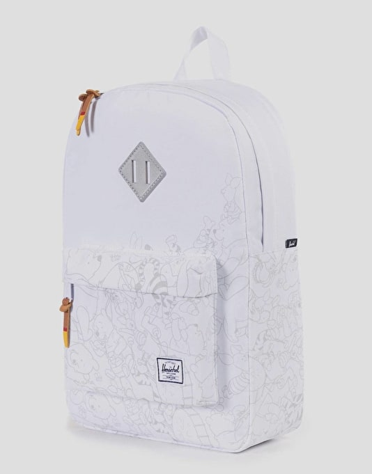 Herschel Supply Co. x Disney Heritage Mid-Volume Backpack - White